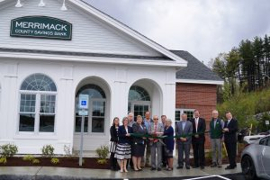 Merrimack Hooksett Office Ribbon Cutting