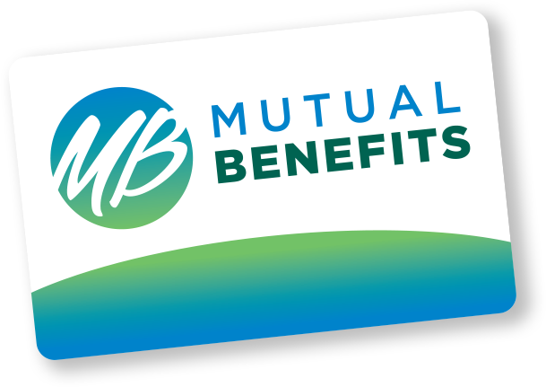 Mutual Benefits Membership Card